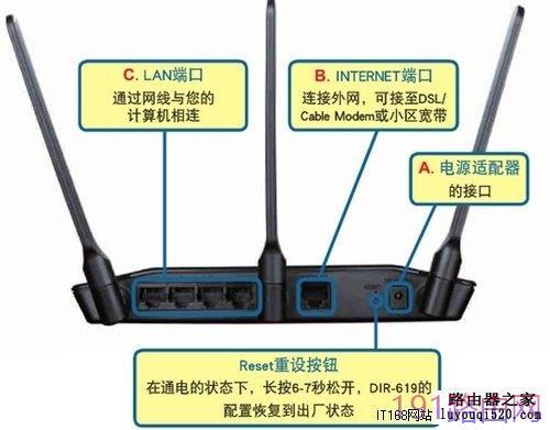 网络扫盲:D-Link无线路由器基本设置