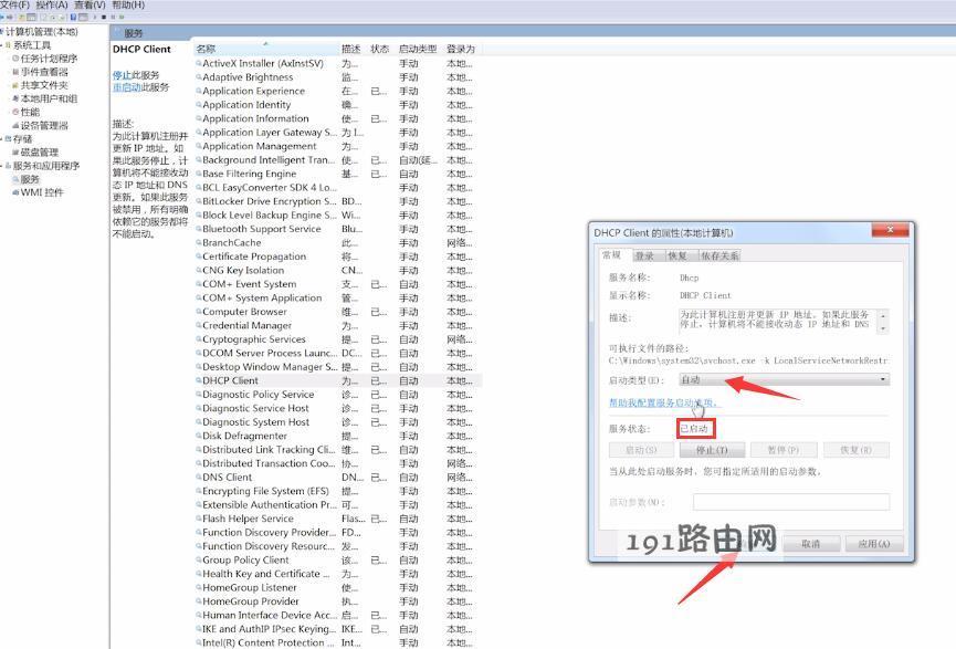 以太网未启用dhcp怎么解决(3)